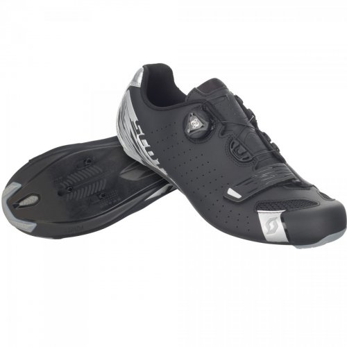 SCOTT Shoe Road Comp Boa mt bk/silver 47,0