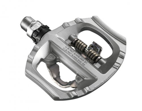 Shimano SPD-Touring-Pedal PD-A 530 silber