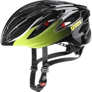 UVEX boss race, black-lime 55-60